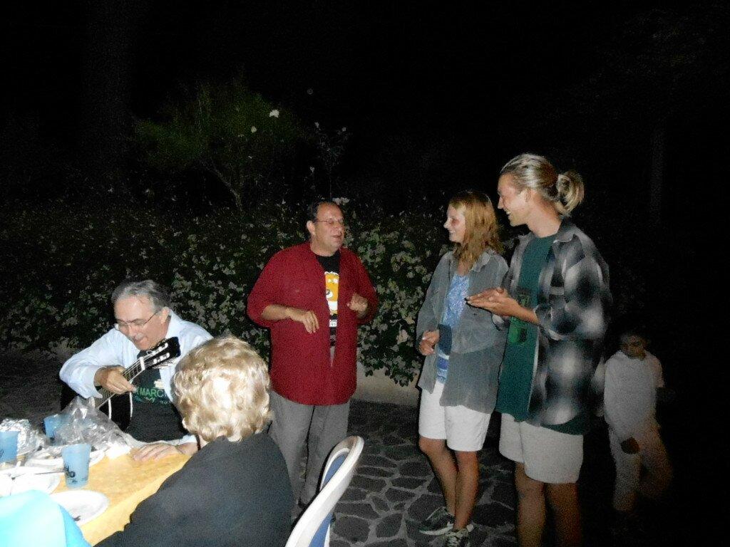 DSsi canta al Casone di Anticoli Corrado